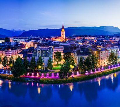 Villach vakantie in Oostenrijk