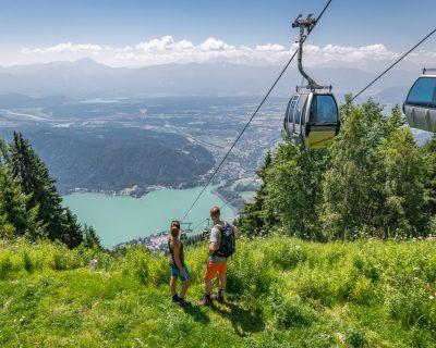 Ossiachersee in Oostenrijk